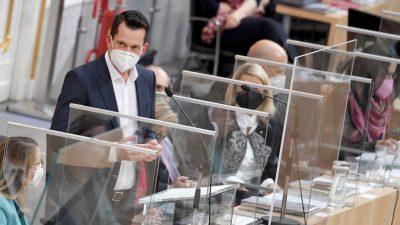 """Österreich: 1G-Regel ab Oktober denkbar – FPÖ kritisiert """"Einsperrfantasien"""" der Regierung"""