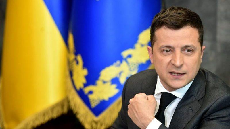 Ukrainischer Präsident: Krieg gegen Russland ist möglich