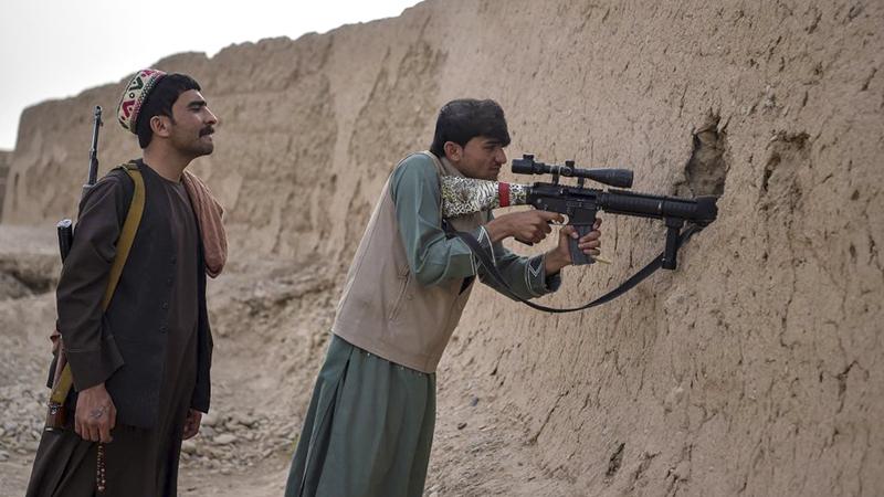 Taliban erobern Hauptstadt der Provinz Helmand