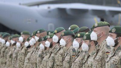 Schäuble verteidigt NATO-Einsatz in Afghanistan