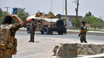 Mehrere Raketen treffen Flughafen in südafghanischer Stadt Kandahar