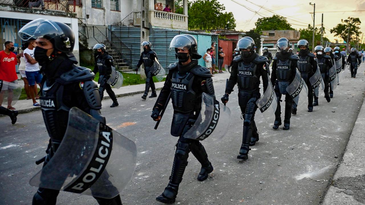 Wie Peking dem Regime in Kuba hilft