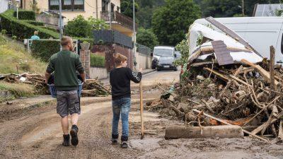 """""""Unfassbare Katastrophe"""" im Ahrtal: Hoch traumatisierte Kinder in Flut-Regionen brauchen Sicherheit"""
