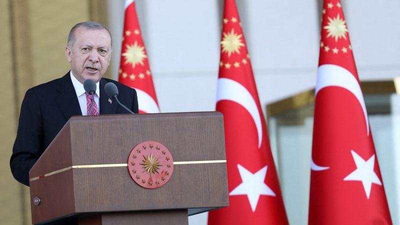 Erdogan: Türkei wird keine afghanischen Ortskräfte der EU-Länder aufnehmen