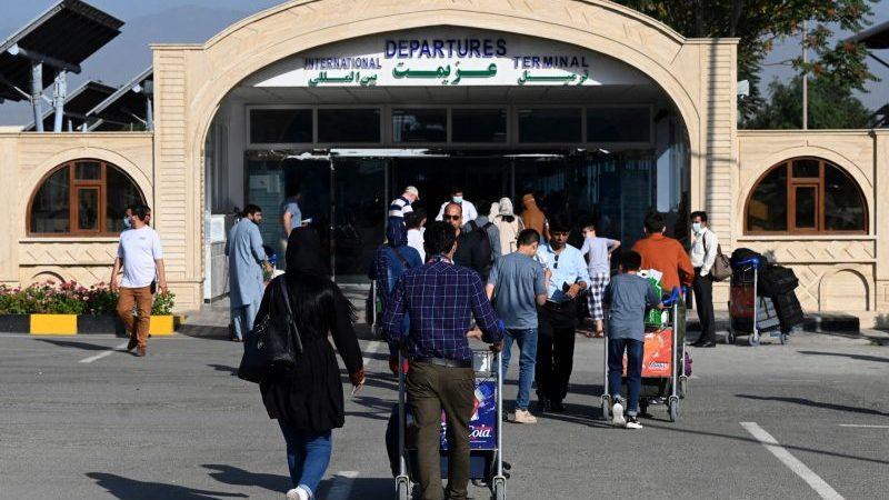 Auswärtiges Amt rät: Deutsche sollen dringend aus Afghanistan ausreisen