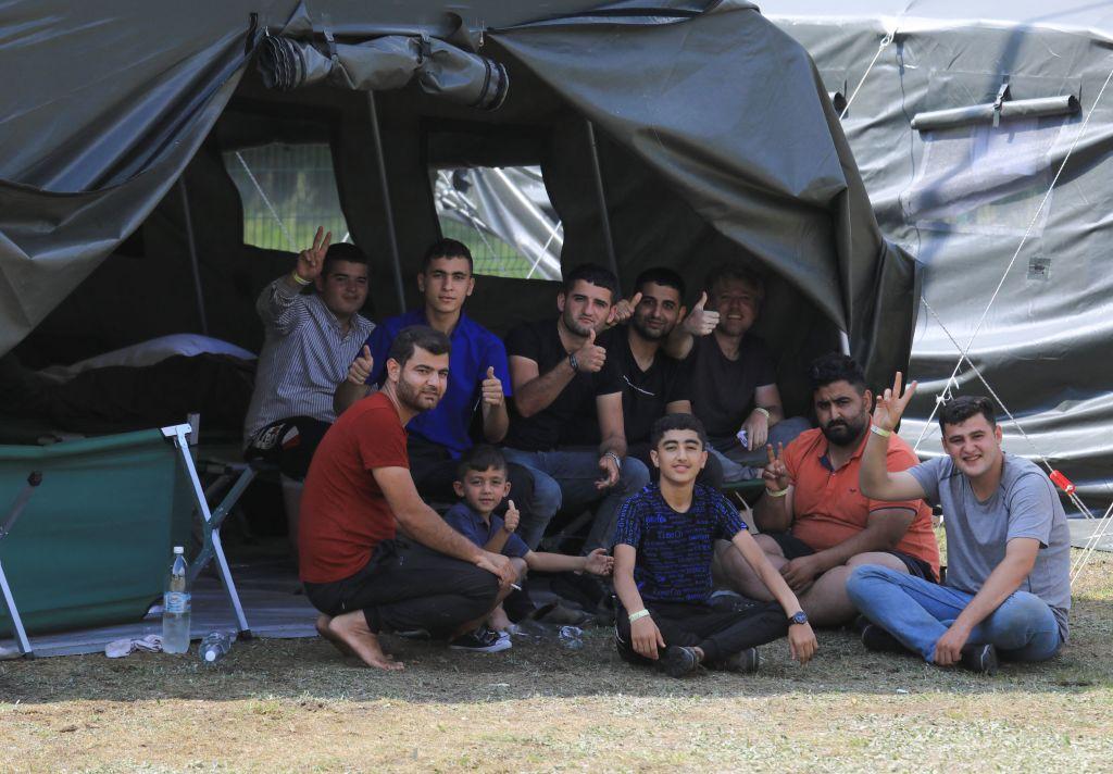 Der Irak holt 370 Migranten aus Belarus zurück – weitere Rückholaktionen folgen