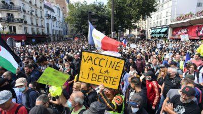 Liberté! Liberté!: Für die Freiheit auf die Straße