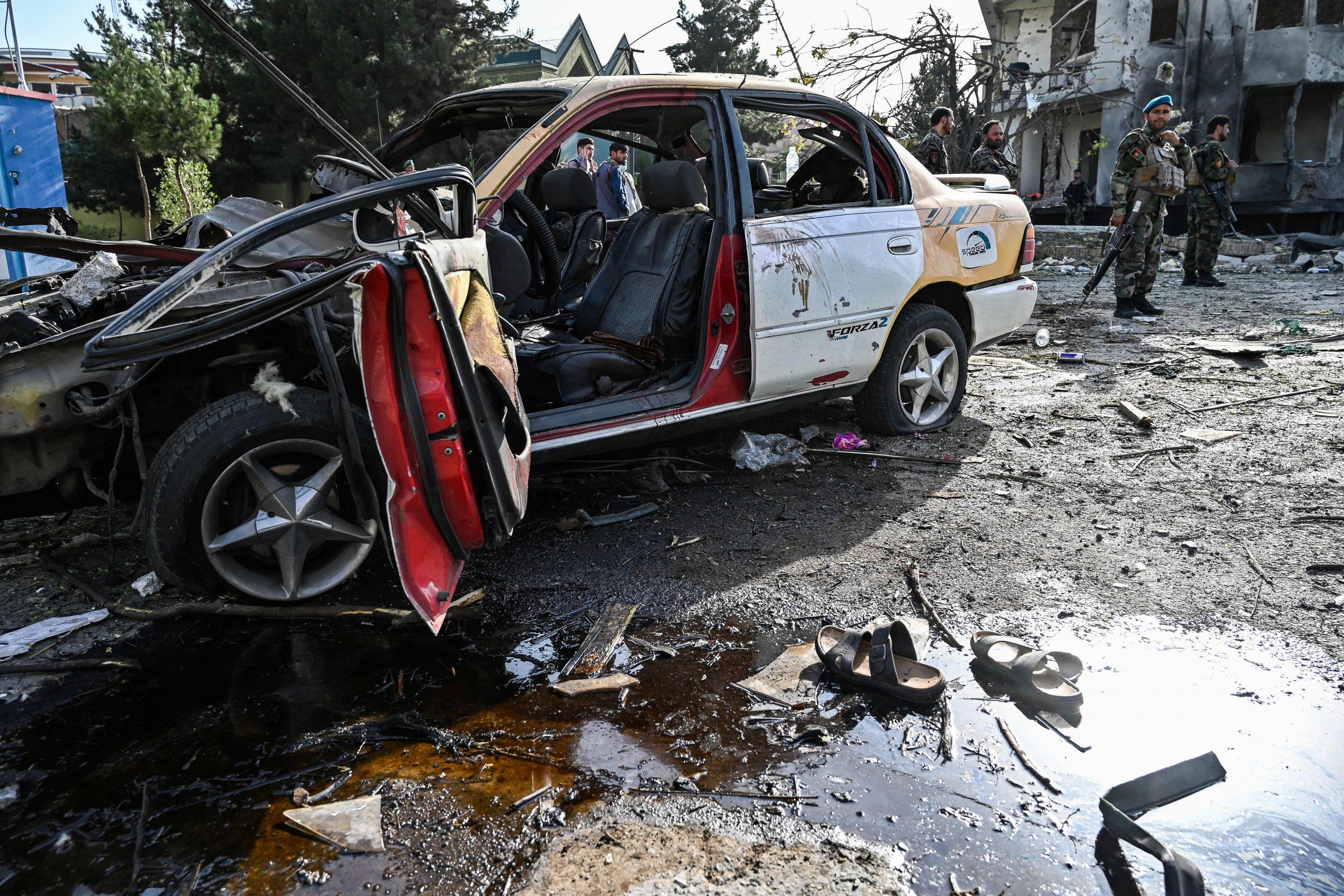 Islamisten bekennen sich zu Anschlag auf Verteidigungsminister in Kabul