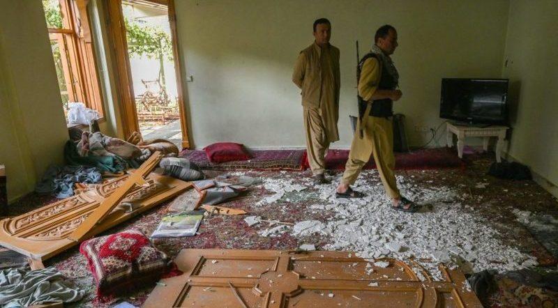 Taliban töten Leiter der Medienabteilung der afghanischen Regierung
