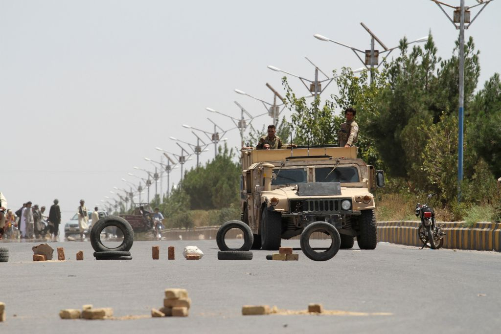 Taliban erobern zweite afghanische Provinzhauptstadt