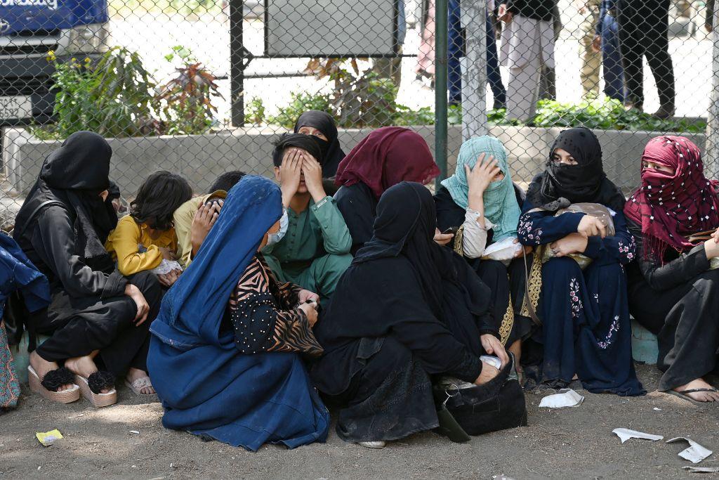Zehntausende fliehen innerhalb Afghanistans vor den Taliban