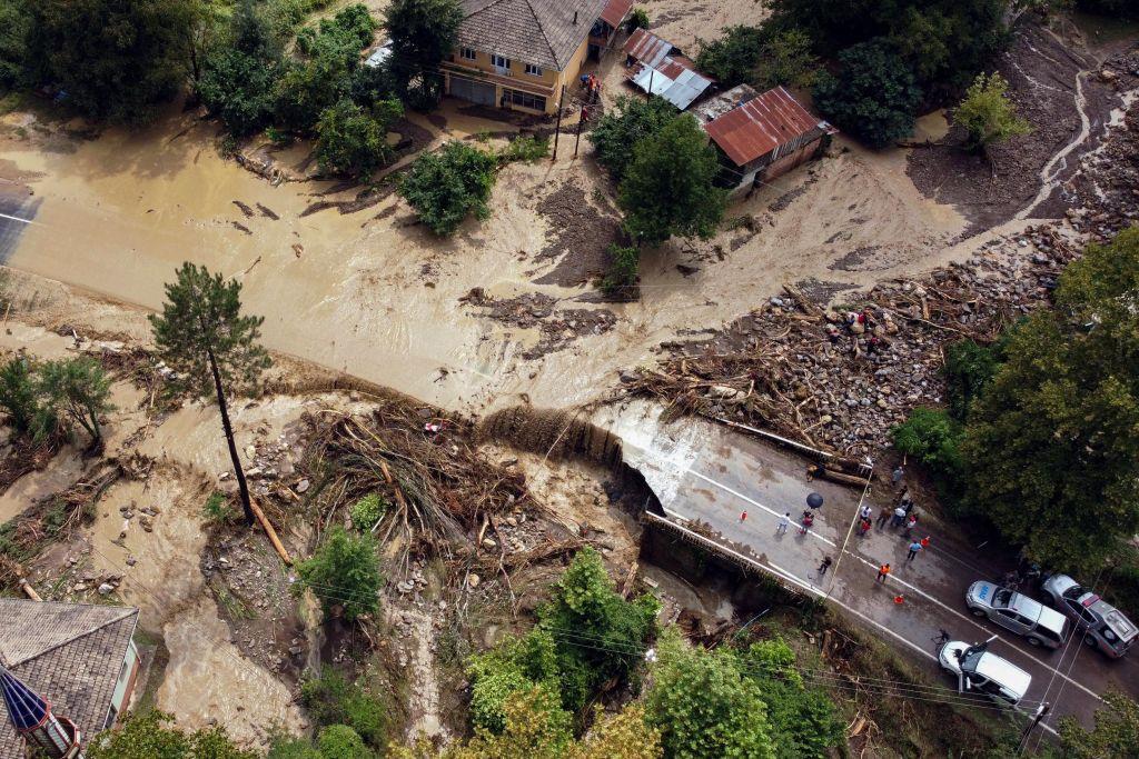 Zahl der Toten bei Überschwemmungen in der Türkei steigt auf mehr als 40