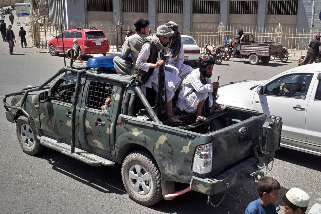 Taliban erobern massenweise US-Waffen – fast kampflos