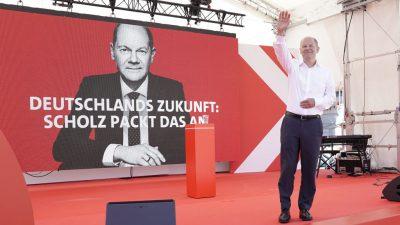 Mit sozialistischen Grüßen: Wahlprogramme von SPD, Grünen und Linke