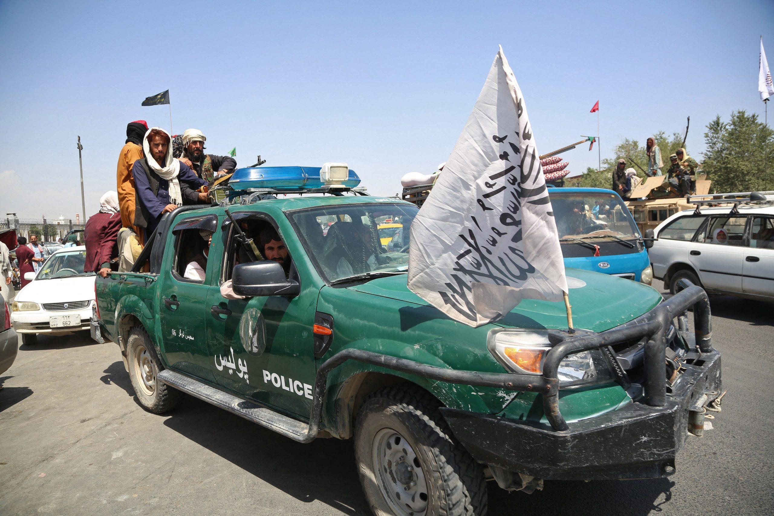 """""""Versagen der internationalen Gemeinschaft"""": Die Taliban sind in Afghanistan zurück an der Macht"""