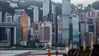 Internationale Unternehmen in Hongkong unter Druck – China plant Anti-Sanktionsgesetz