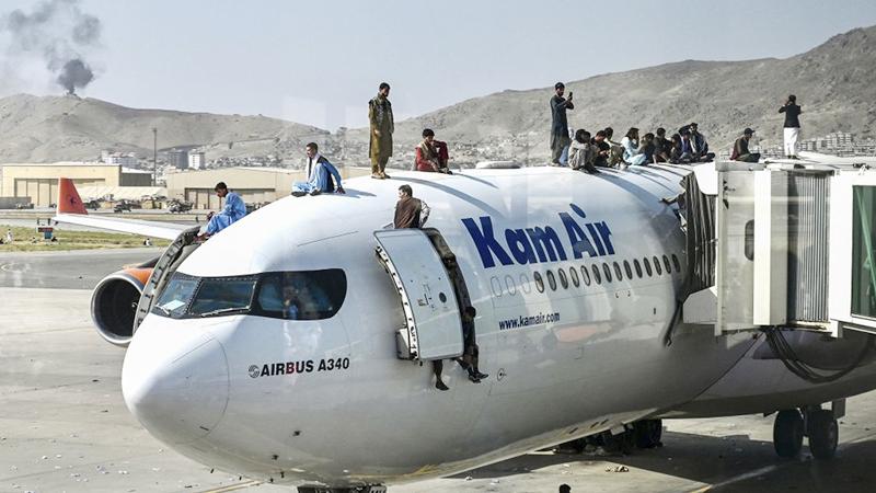 Über 9.000 Menschen bisher bei dramatischer Rettungsaktion aus Kabul ausgeflogen