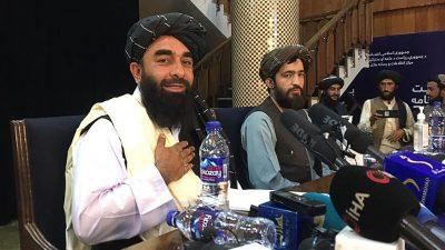"""Taliban: Schulbesuch für Mädchen nur bei """"sicherer Umgebung"""""""