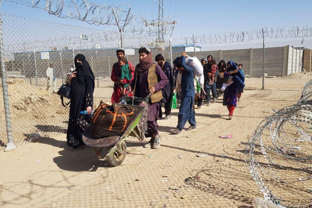 Wissler: Müssen großen Teil afghanischer Flüchtlinge aufnehmen