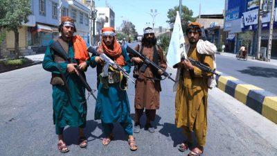 Wiederaufbau in Afghanistan: Taliban hoffen auf die Unterstütung der KP Chinas