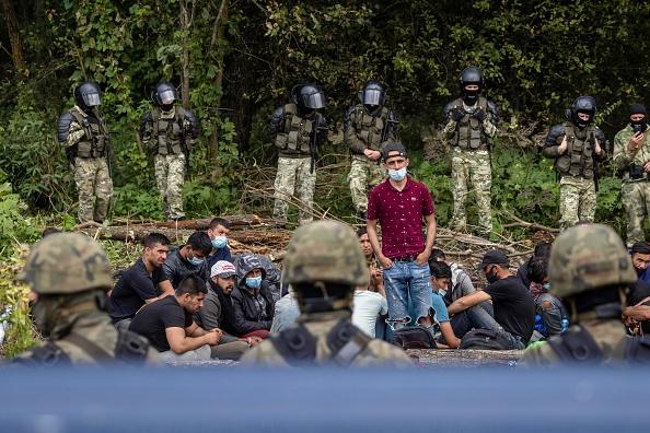 Polens einfache Lösung gegen illegale Einwanderung: Migranten nicht einreisen lassen