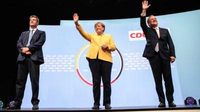 All-In nach Afghanistan: CDU holt Merkel zurück in den Wahlkampf