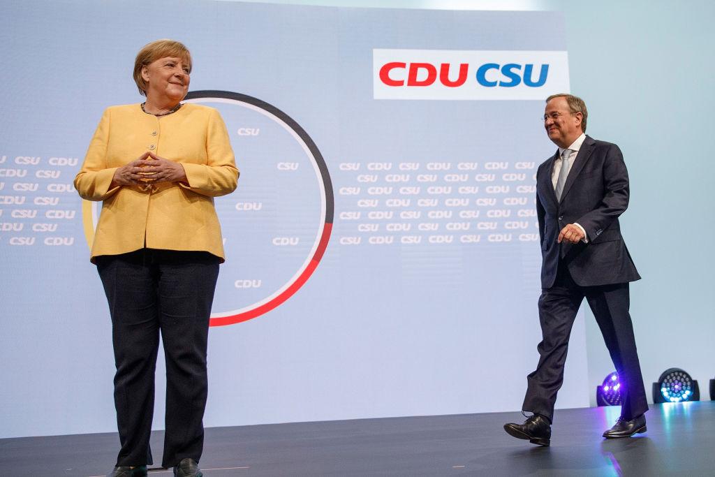 Laschet warnt vor Linksruck in deutscher Politik