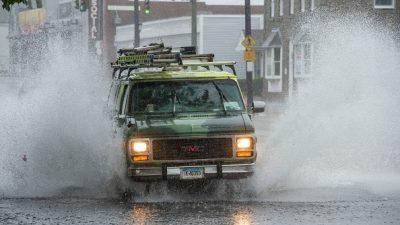 Mehr als 20 Tote bei schweren Überschwemmungen im US-Bundesstaat Tennessee