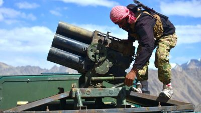 Afghanistan: US-Waffen landen bei Taliban – Senatoren fordern Aufklärung