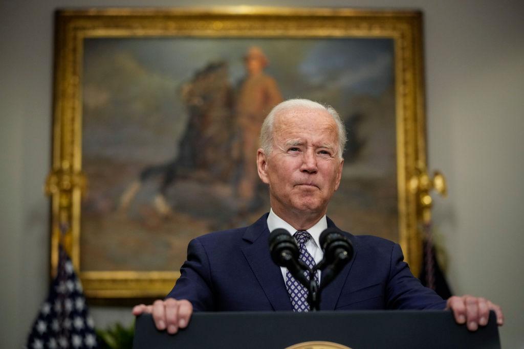 """Biden warnt vor """"Pandemie der Ungeimpften"""" – US-Führungskräfte sollen Impfpflicht vorantreiben"""