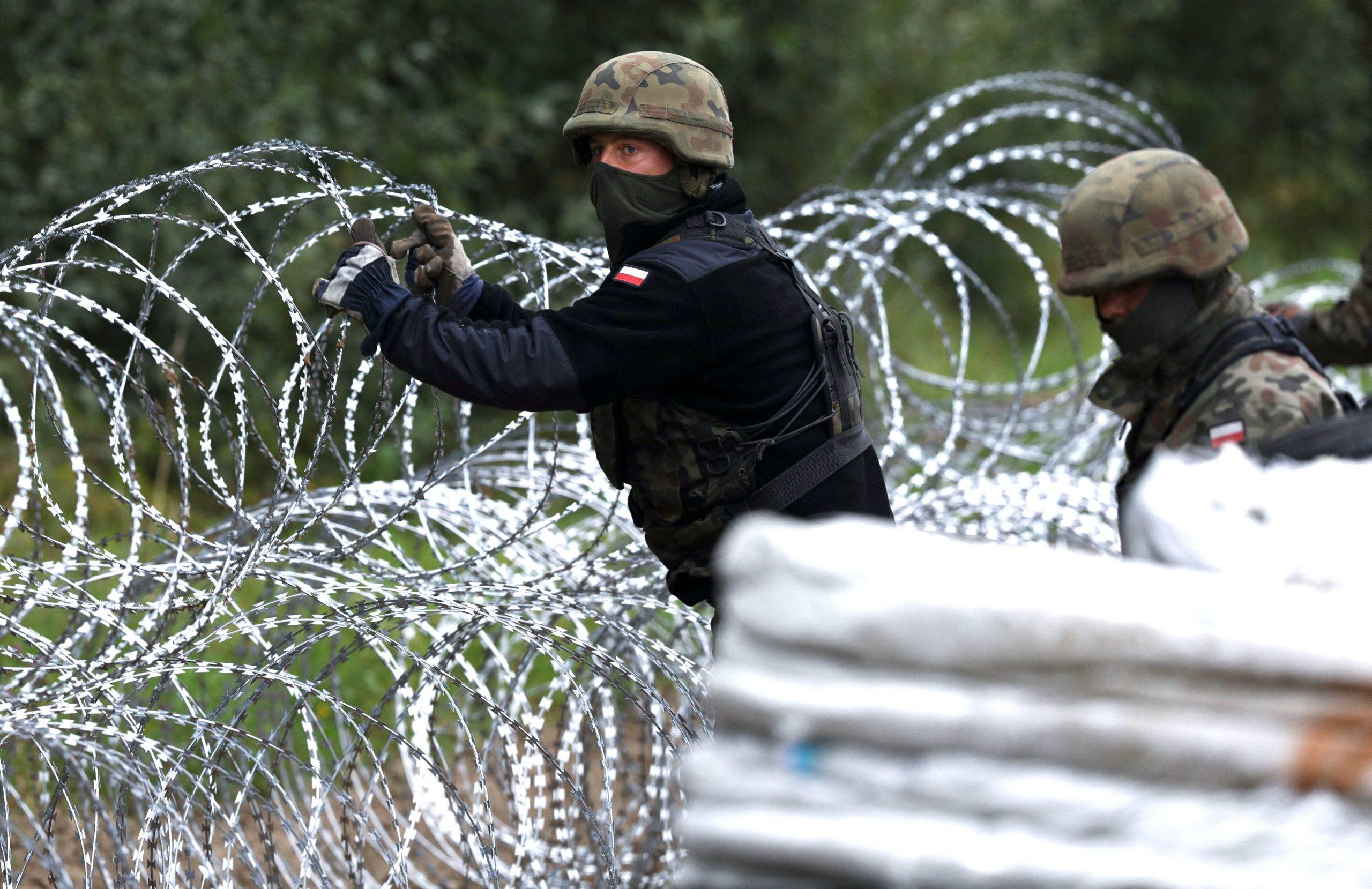 Wie EU-Länder ihre Grenzen gegen Migration befestigen