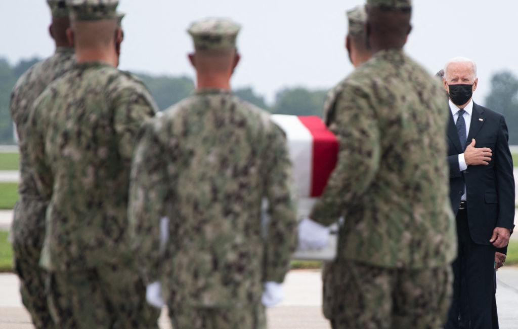 "Kabul-Terror: Mutter eines US-Opfers nennt US-Präsident Biden ""dementes Miststück"""