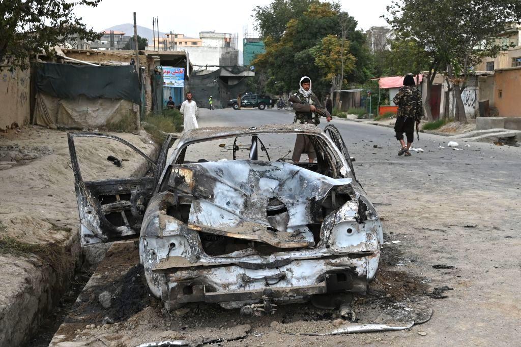 Raketen über Kabuler Flughafen abgefeuert