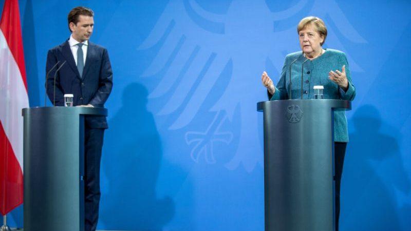 Merkel will vorerst nicht über Flüchtlingskontingente verhandeln