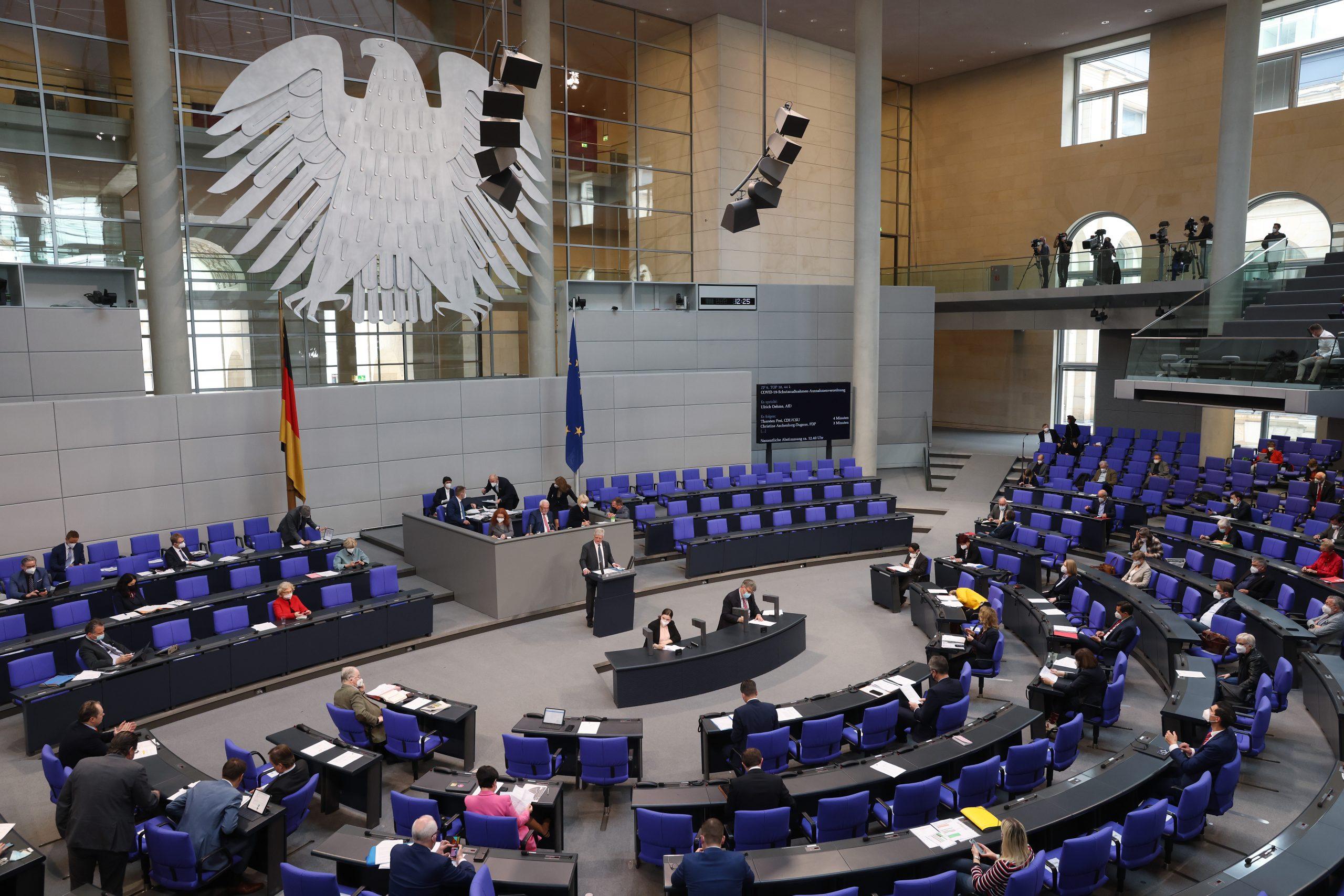 FDP will im Bundestag nicht mehr neben AfD sitzen
