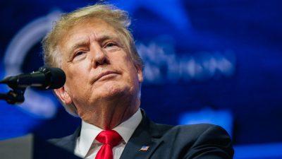 """Trump kritisiert Medien: Die Behauptung, es gebe keinen Wahlbetrug ist """"Fake News"""""""