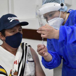 Gemeinde in Kolumbien verhängt Ausgangssperre für Ungeimpfte