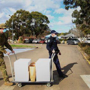 Australien: Hunderte Soldaten helfen bei Überwachung der Ausgangssperre in Sydney