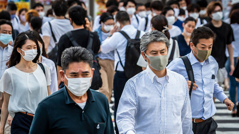 Japan stellt Corona-Regelbrecher an den öffentlichen Pranger