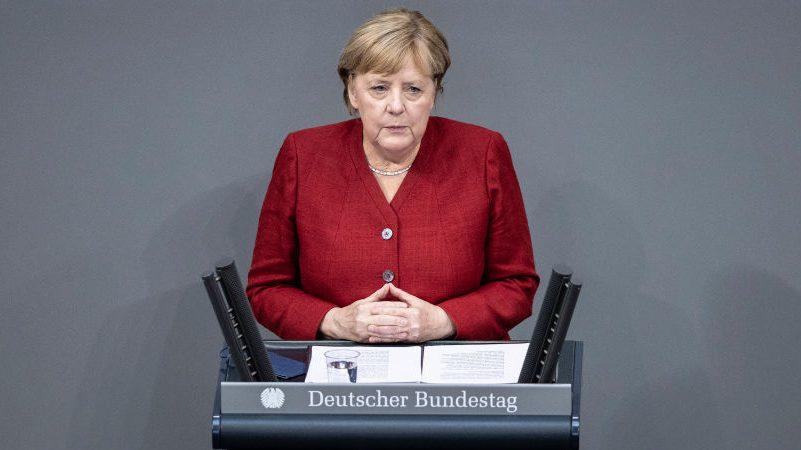 Afghanistan-Krise: Kanzlerin Merkel will mit Taliban verhandeln