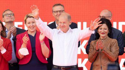 Olaf Scholz: Vom Bekämpfer des staatsmonopolistischen Kapitalismus zum Kanzler in spe
