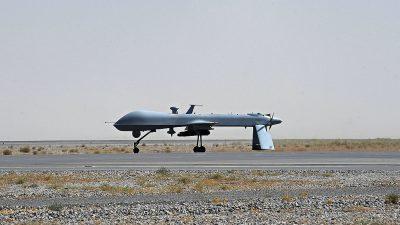 """USA fliegen Drohnenangriff gegen """"Planer"""" von afghanischem IS-Ableger"""
