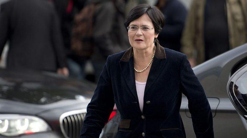 Thüringens Ex-Ministerpräsidentin unterstützt Maaßens Kandidatur