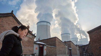 Nur 25 Megastädte emittieren 52 Prozent aller städtischen Treibhausgase
