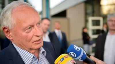 """Lafontaine wettert gegen ARD-Mann: """"Faktenfinder ist für Fakten blind"""""""