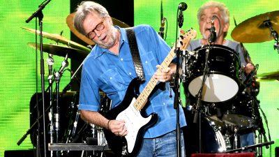 """""""Das muss aufhören"""": Eric Clapton weigert sich Konzerte nur für Geimpfte zu geben"""