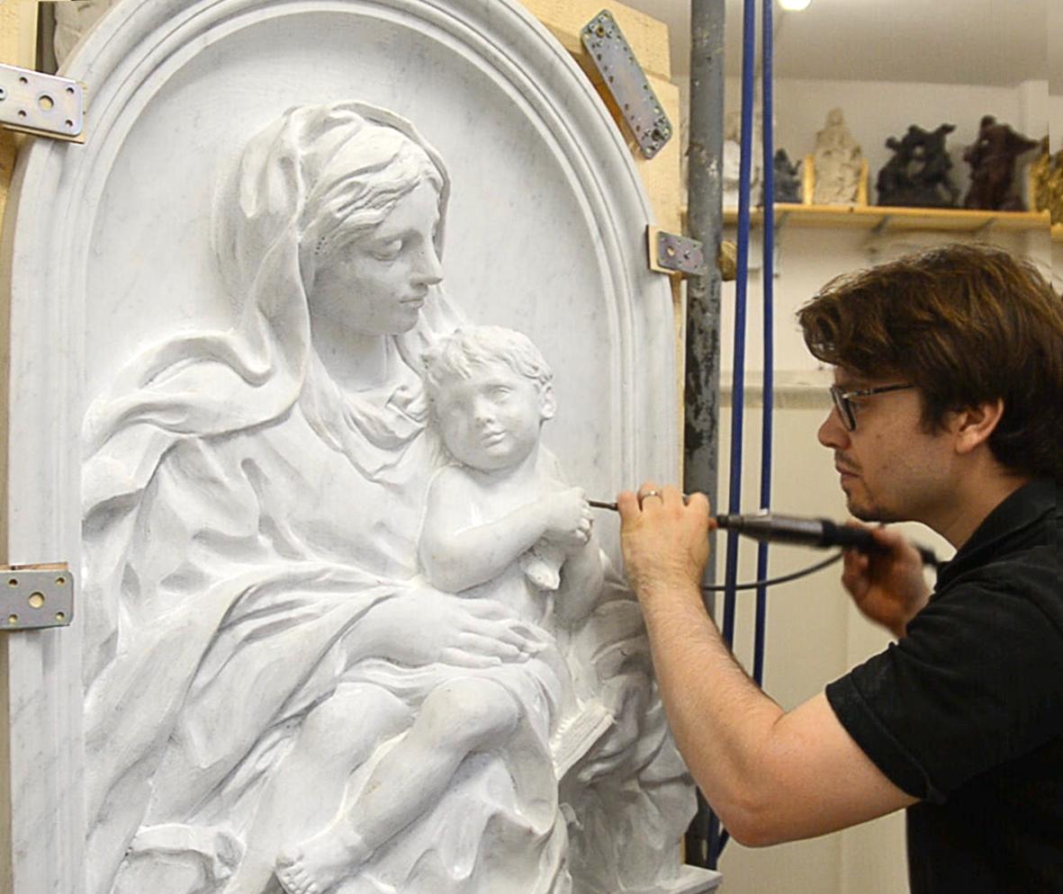 Heilige Kunst aus Florenz