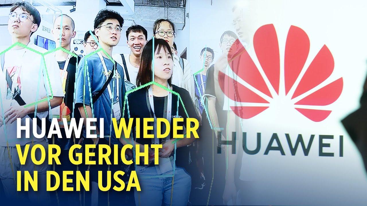 US-Softwareunternehmen reicht Klage gegen Huawei ein