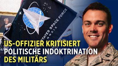 Space Force: Offizier äußert Kritik über Marxismus und wird entlassen