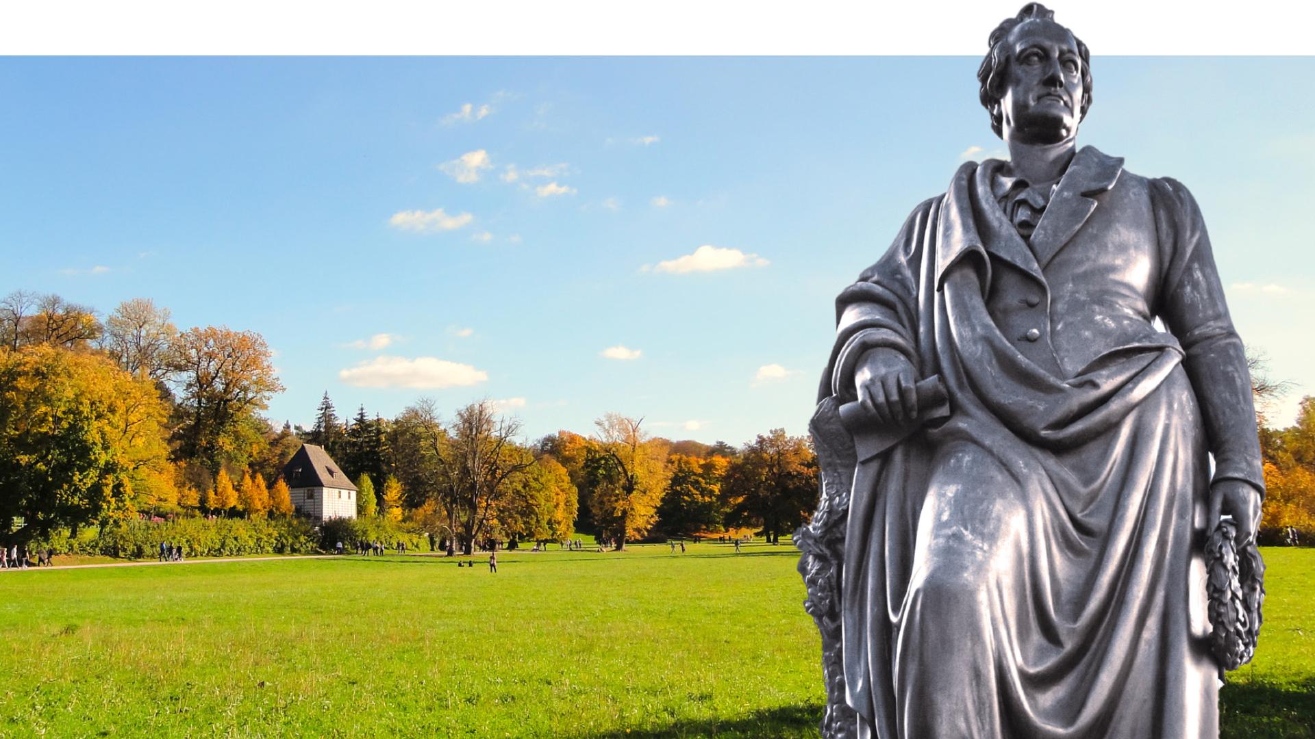 Was Johann Wolfgang von Goethe inspirierte